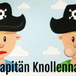 """Mundmotorikposter """"Kapitän Knollennase"""" – mit Spaß die Zunge trainieren"""