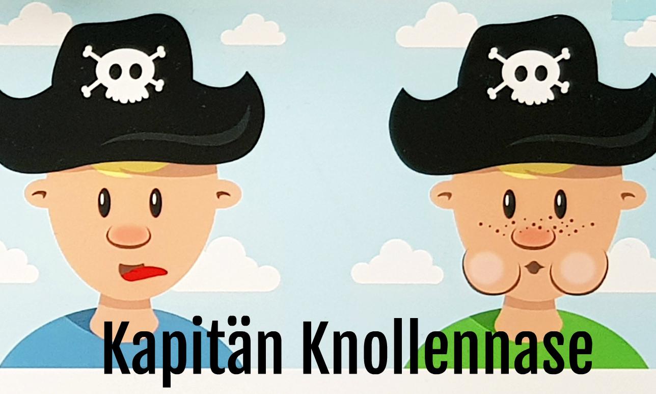 Kapitän Knollennase