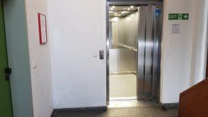 Aufzug, Lift, begindertengerecht